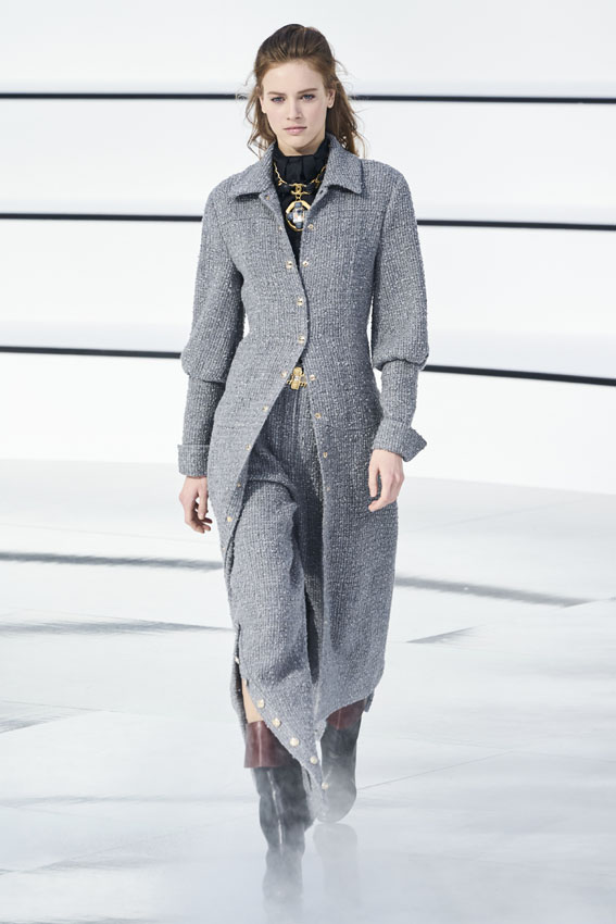 Paris Fashion Week: Chanel Otoño/Invierno 2020/2021