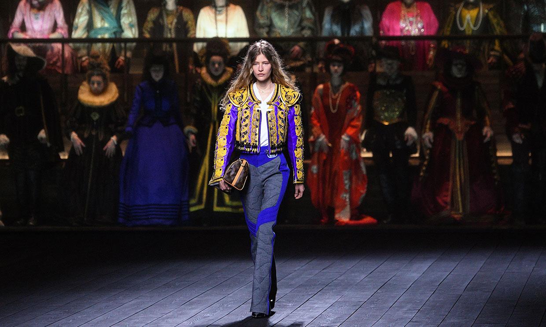 Las mezclas (im)posibles y el estilo español que querrás de Louis Vuitton
