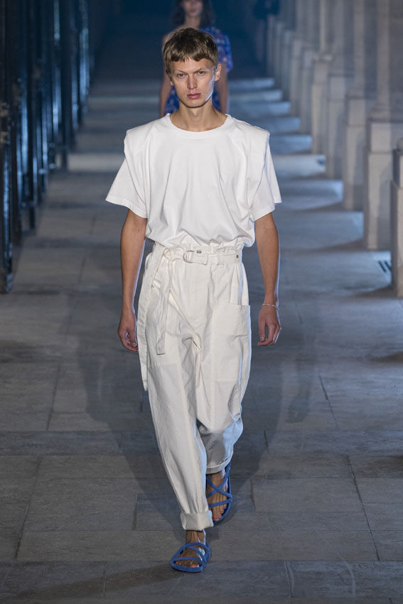 Paris Fashion Week: Isabel Marant Primavera/Verano 2021
