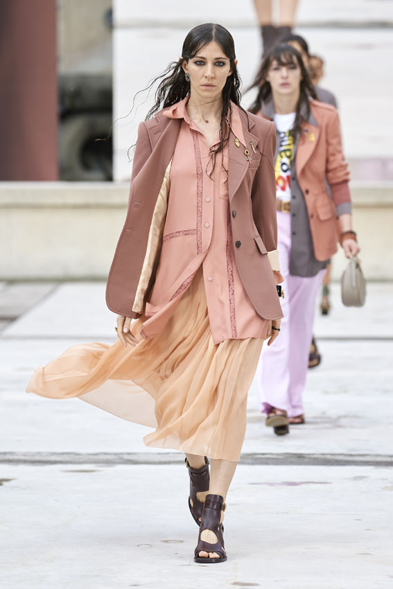 Paris Fashion Week: Chloé Primavera/Verano 2021