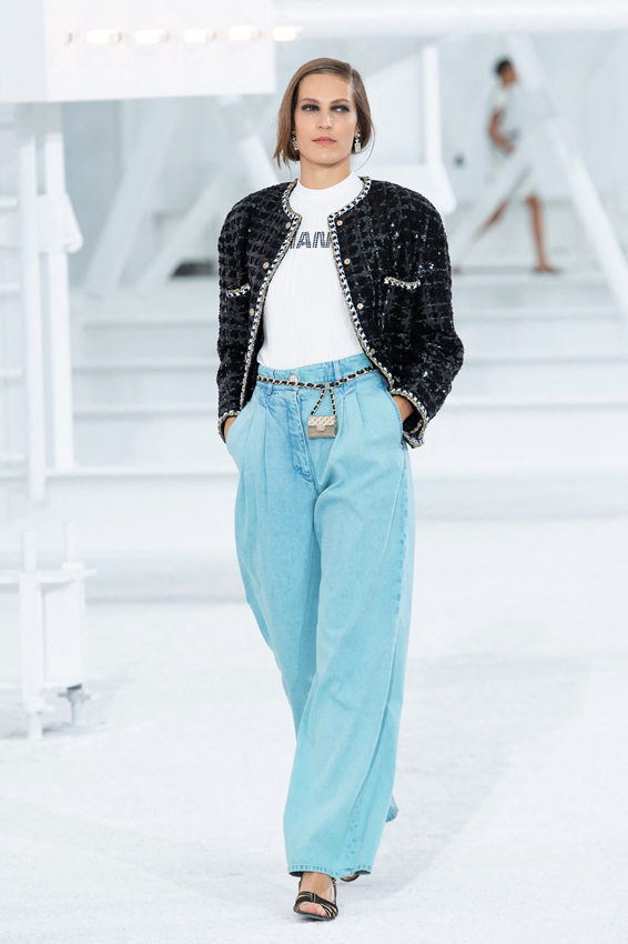 Paris Fashion Week: Chanel Primavera/Verano 2021.