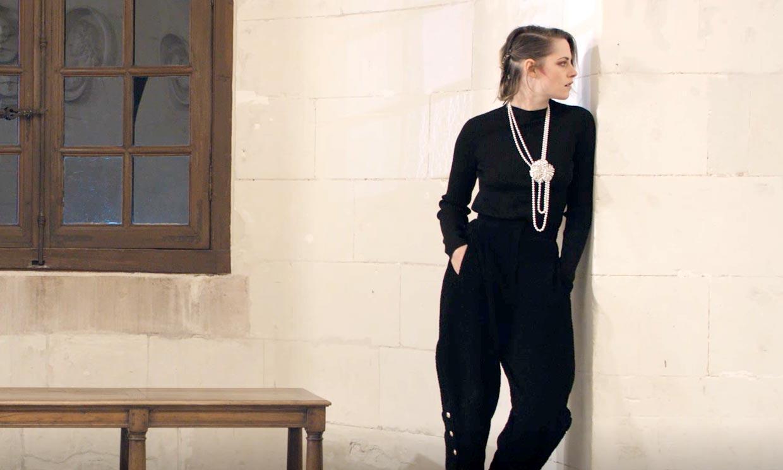 Kristen Stewart consigue ser la única invitada al esperado desfile de Chanel en Chenonceaux