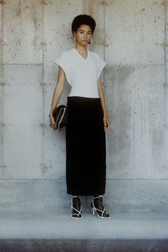 New York Fashion Week: Proenza Schouler Otoño/Invierno 2021-2022.