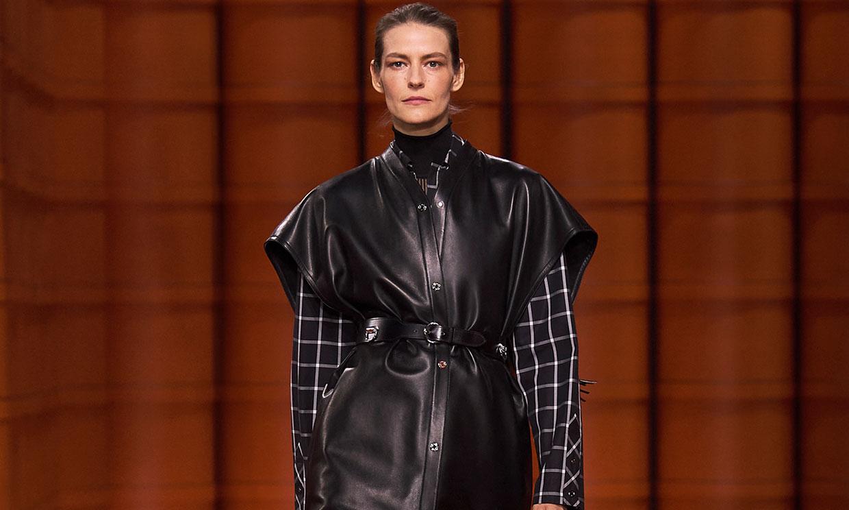 Sofisticación eterna: Hermès rechaza las tendencias pasajeras para el próximo otoño