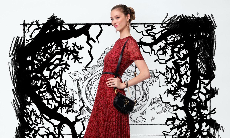 Beatrice Borromeo, una 'salvaje' invitada en su puesta de largo como musa de Dior