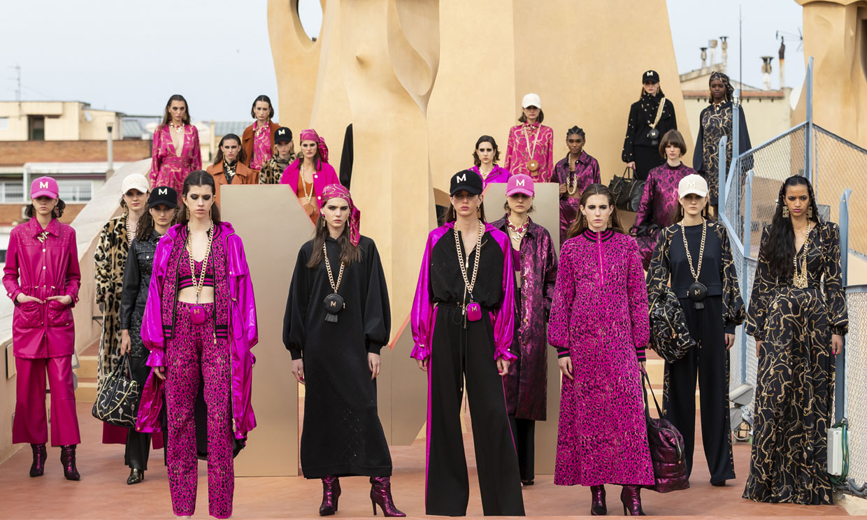 No te pierdas las mejores imágenes de la 27ª edición de 080 Barcelona Fashion