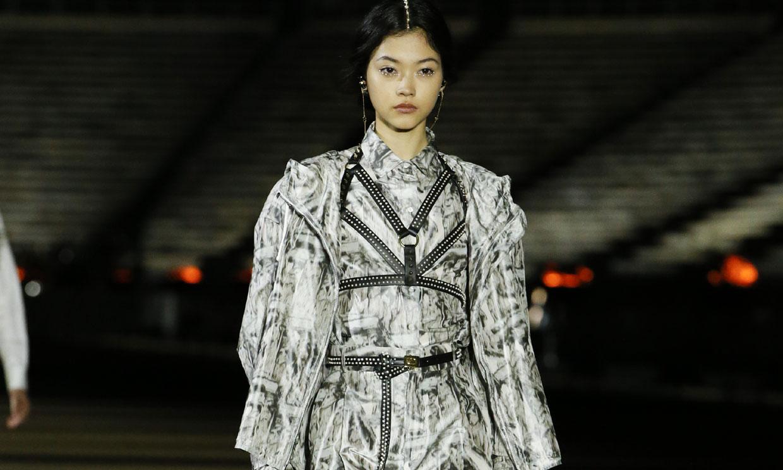 Así ha sido el histórico desfile de Dior desde Atenas