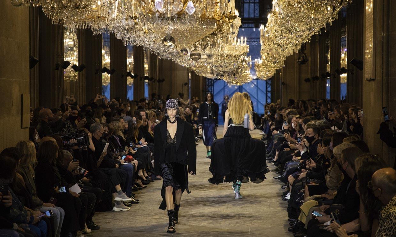 Así ha sido, el desfile de Louis Vuitton Primavera/Verano 2022