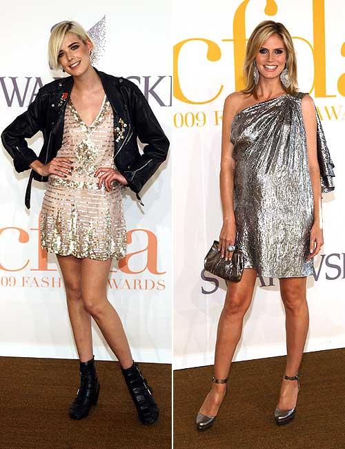 CFDA 2009: El 'glamour' de las invitadas a los 'Oscar de la moda'