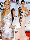 Premios MTV Europa: ¿Vestido largo o corto?