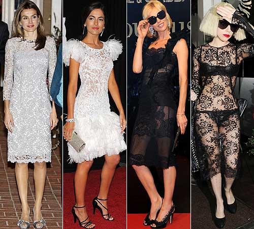 ¿Qué tienen en común doña Letizia, Eva Herzigova y Lady Gaga?