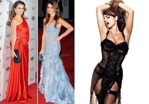 Por la alfombra roja: ¿Cómo vestirá Penélope Cruz en los Globo de Oro?