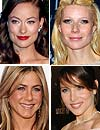 Desnudos de 'celebrities' con 'glamour': Las famosas apuestan por el 'nude'