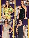 Votación: ¿Cuál de las invitadas a los Premios CFDA 2010 ha sido la más elegante?