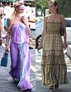 Vestido largo de día: ¿'Hippie' o campestre?