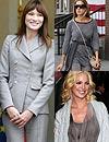 Catherine Heigl, Sarah Jessica Parker y Carla Bruni viven su otoño más gris