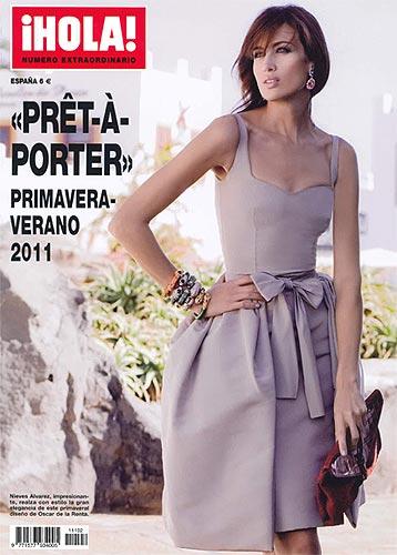 Especial ¡HOLA! moda 'prêt-à-porter' primavera-verano 2011: ¡Ya a la venta!