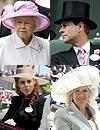 Ascot 2011: Pamelas, tocados y sombreros... para la realeza, para ellas y para ellos