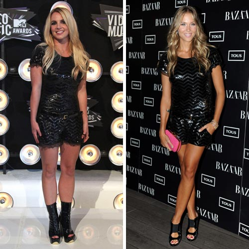 Los favoritos de las 'celebrities': Britney Spears vs Patricia Montero