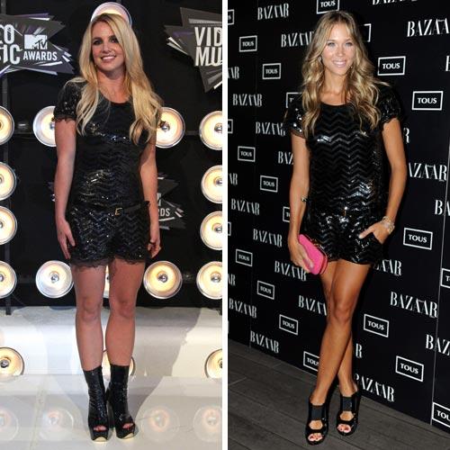 Los favoritos de las 'celebrities': Britney Spears vs Patricia Montero