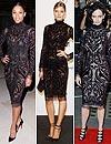Los favoritos de las 'celebrities': Ciara vs Constance Jablonski vs Eva Green