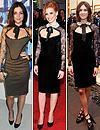 Los favoritos de las 'celebrities': Julia Restoin-Roitfeld, Kylie Minogue, Alexa Chung... se apuntan al 'cuello bebé'