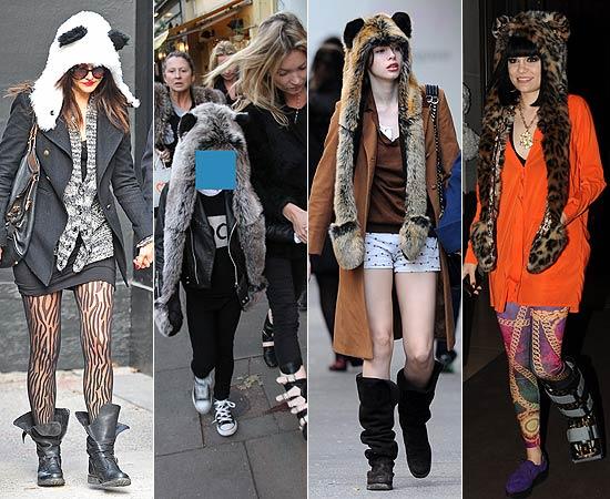 'Celebrity style': ¿Atrevidos, imposibles o divertidos? ¿Qué te parecen los nuevos gorros de moda?