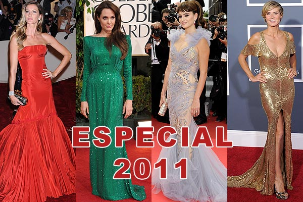 Especial 'Todas las alfombras rojas de 2011': ¡Nos vamos de fiesta!