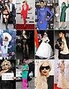Lady Gaga y sus 'looks' en 2011: ¿Qué diseñadores y firmas han vestido últimamente a esta cantante?