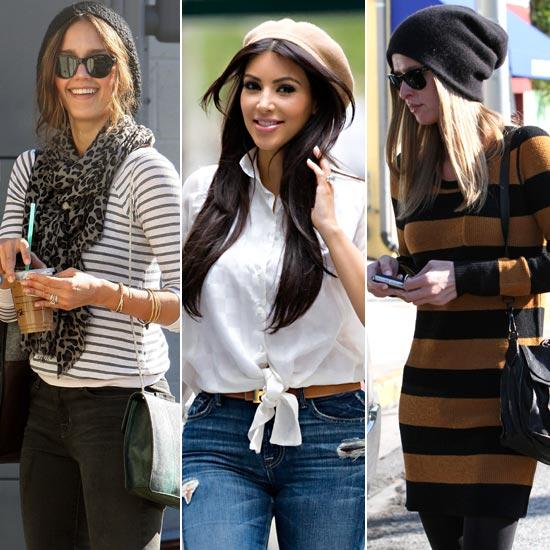 'Celebrity style': Complementos contra el frío