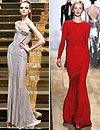 Moda de 'Oscar': Vestidos de 'alfombra roja' para deslumbrar