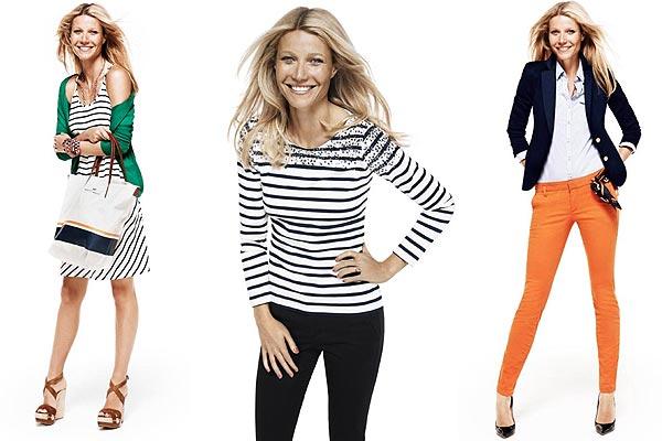 Gwyneth Paltrow nos desvela las claves de su estilo 'preppy' y moderno