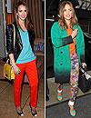 'Celebrity Style': Jessica Alba y su estilo 'multicolor'