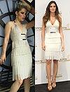 Los favoritos de las 'celebrities': Soraya y Sara Carbonero, reinas del 'nuevo' vestido 'bandage'