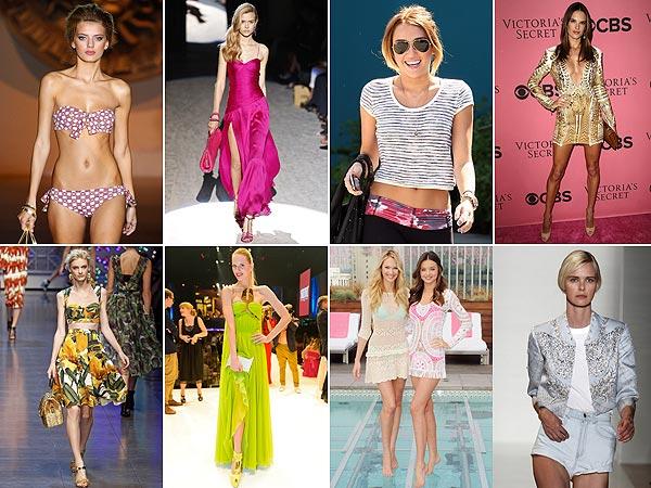 Especial tendencias primavera verano 2012 qu se lleva esta temporada - Que se lleva este verano ...