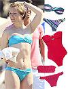 Irina Shayk, Soraya... ¿Qué estilo de bikini es su favorito?