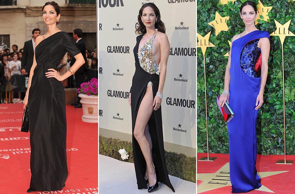 Analizamos el estilo de Eugenia Silva: sofisticado y chic