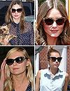 Las gafas de sol estilo 'ojos de gato', las más atrevidas de este verano
