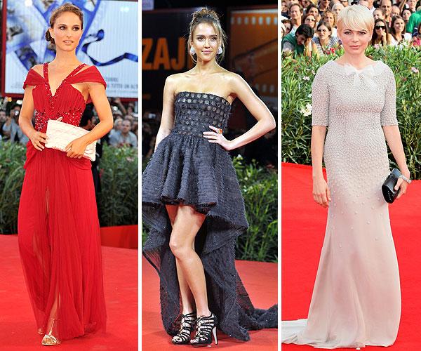 Festival de cine y moda en Venecia: ¿Qué se vio sobre la alfombra roja en la edición de 2011?