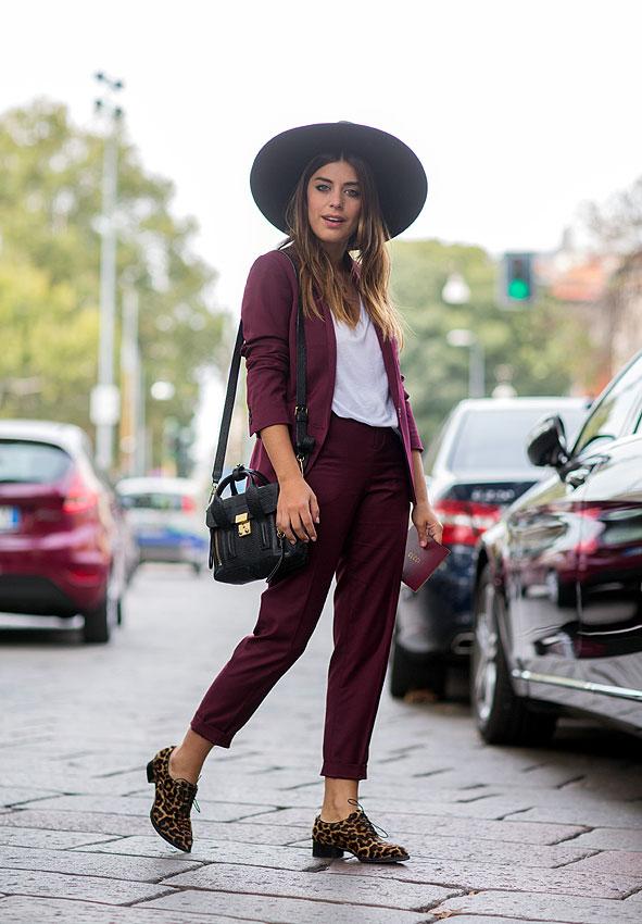 'Street style': 'Tips' de moda para ser la estrella del ...