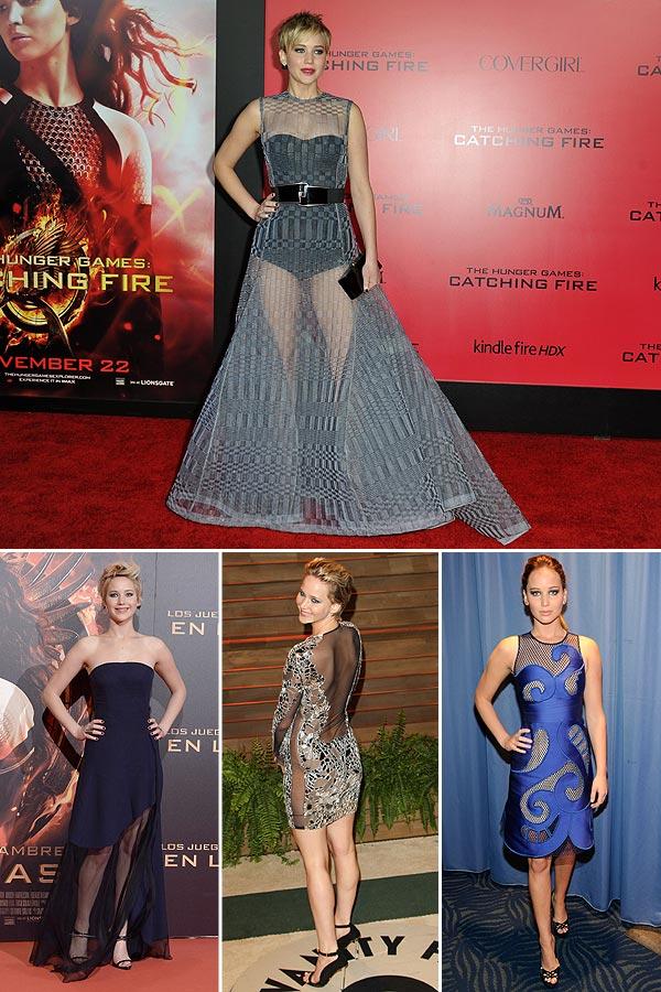Jennifer Lawrence 'vs.' Gwyneth Paltrow: ¿Con quién te quedas?