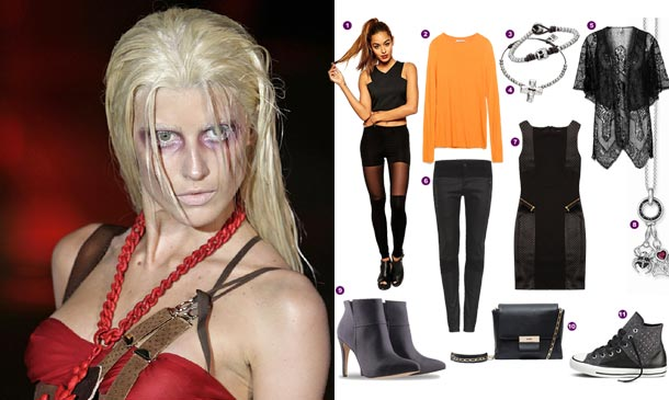 12 'looks' (y un 'shopping de miedo') para un 'fashion-Halloween'