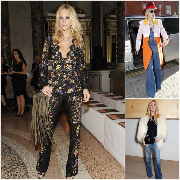 Especial tendencias: Glamour bohemio