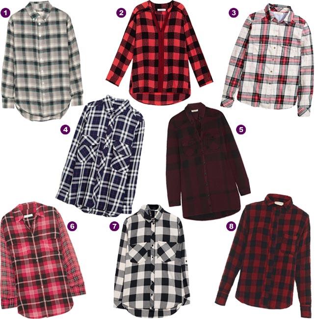 Este Camisas Con De Estilo Triunfar Trucos 'básico' Cuadros Para 7qxqwr0n6T