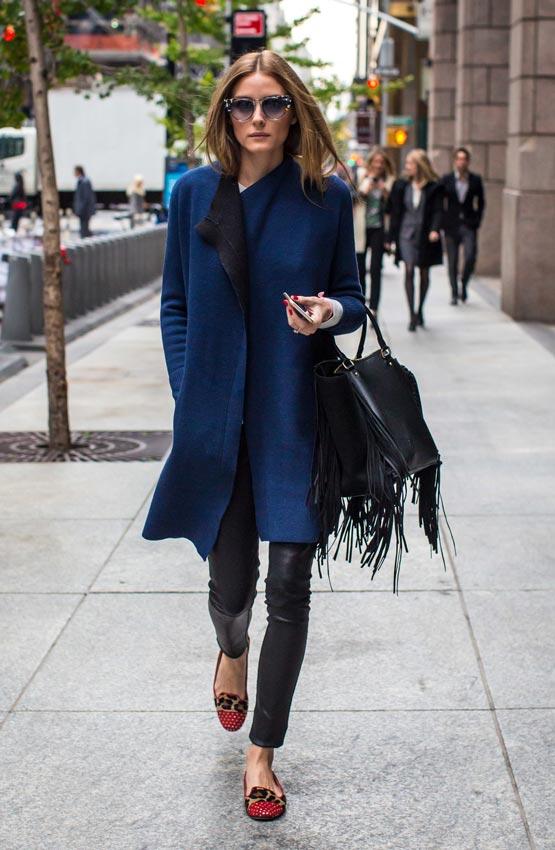 Pantalones de cuero 15 estilos 15 u0026#39;looksu0026#39; - Foto 13
