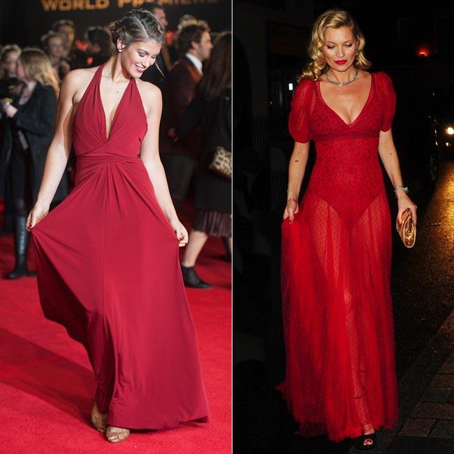 9370e13ca3  Looks  de fiesta  Vestidos rojos