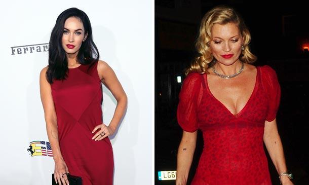 'Looks' de fiesta: Vestidos rojos, ¡enciende tu armario!