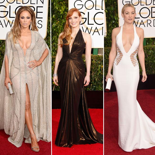 5 tendencias de premio: ¿Qué moda ha triunfado en los Globos de Oro?