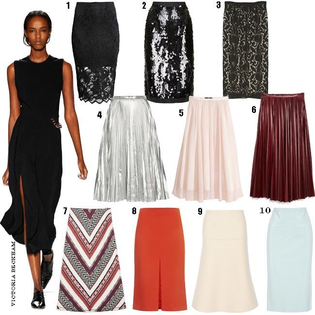 2462983a84f Frente-al-por-mayor-de-split-falda modelos faldas ultima moda