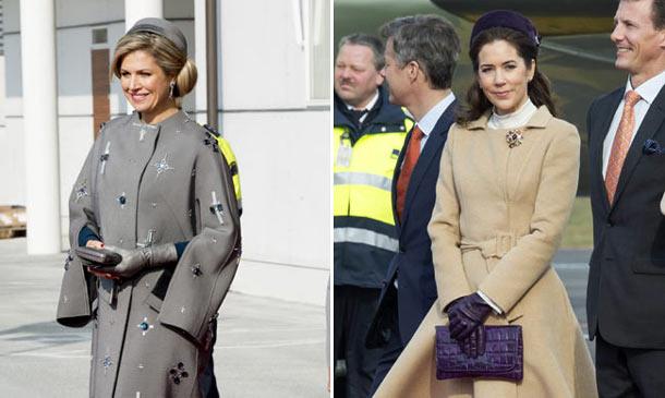 'Moda real': 'Duelo' de estilo en Dinamarca